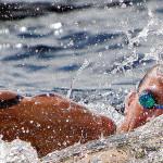 Nageur en eau libre | Lac en fête - Mégantic
